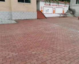 透水砖广场(24、12)