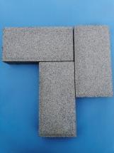 仿石透水砖-芝麻灰  200x100x50