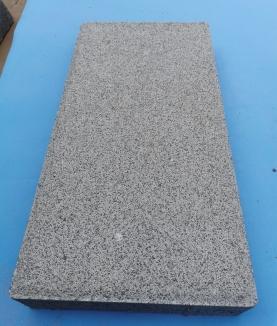 仿石透水砖- 芝麻灰 400x200x55