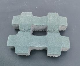 透水砖-井字植草砖250x190x60mm